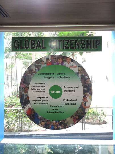 Global Citizenship Visual from library
