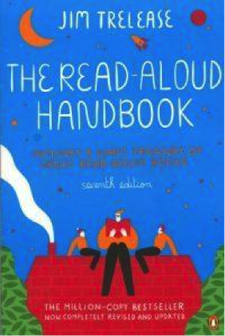 Book cover of The Read Aloud Handbookk