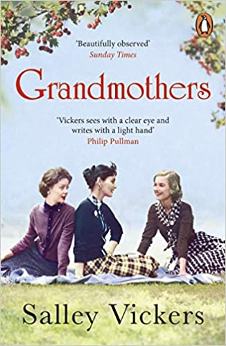 Sally Vickers' Grandmothers book cover