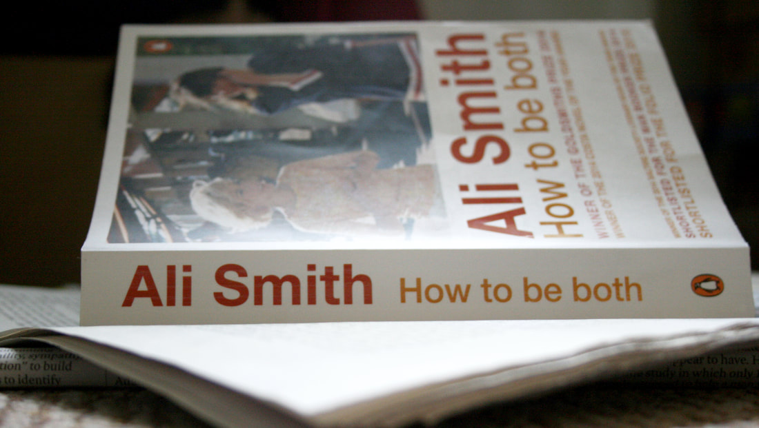 Ali Smith's How to be both book cover