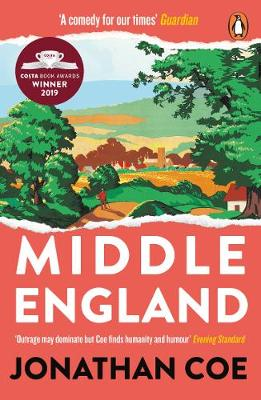 Book Cover Jonathan Coe's Middle England
